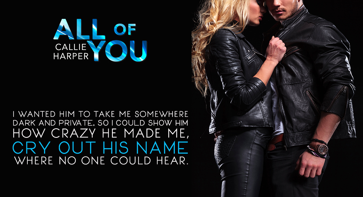 All of You Cover Reveal