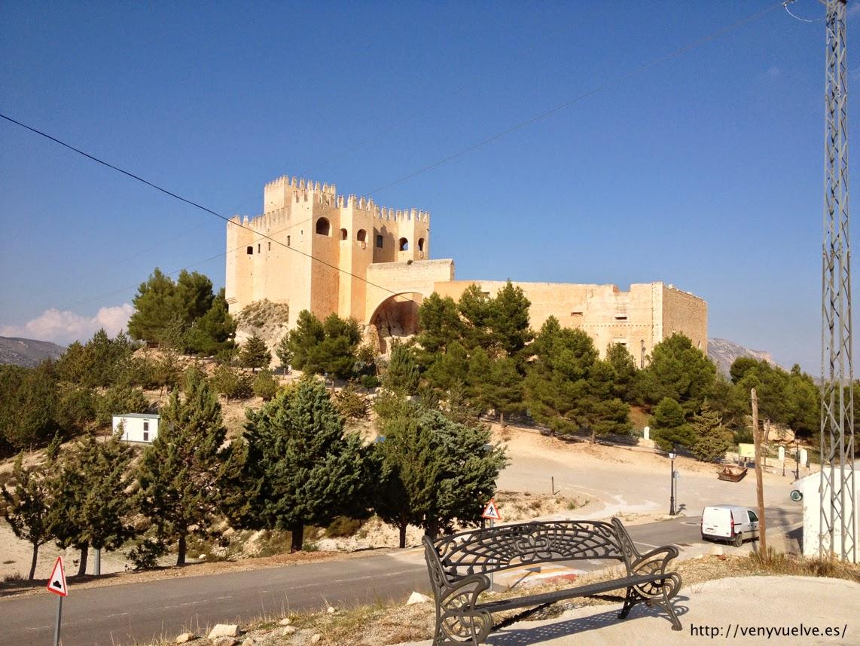 Castillo de Vélez Blanco