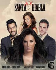 Vídeo Santa Diabla en novelascloud.com