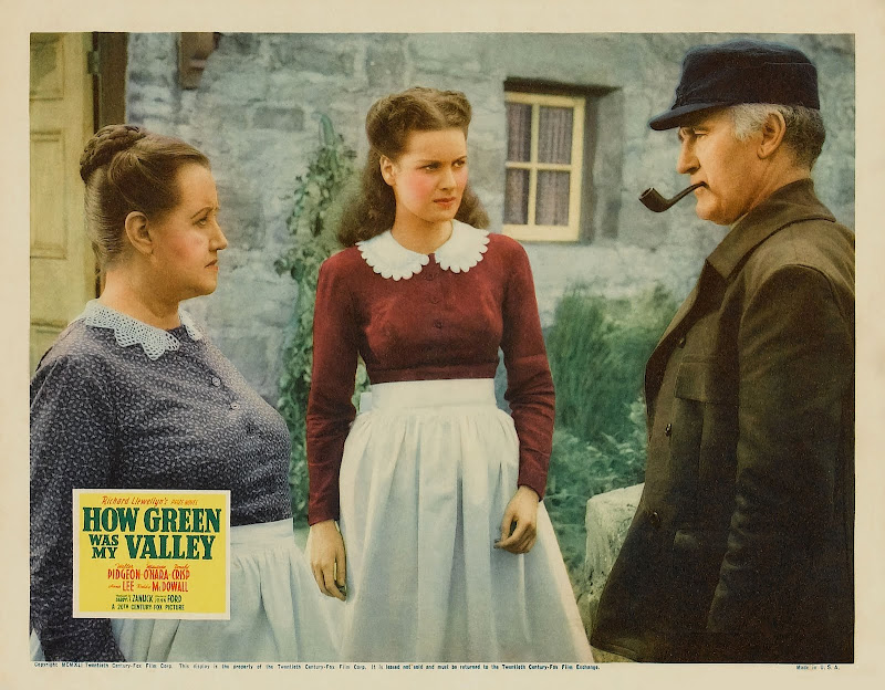 Fox Valley Ford >> CLASSIC MOVIES: HOW GREEN WAS MY VALLEY (1941)