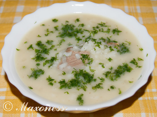 Брндзи апур. Армянская кухня