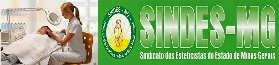 SINDICATO DOS ESTETICISTAS - MG