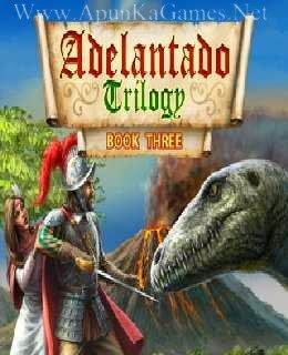 Adelantado Trilogy Book Three cover, ComputerMastia