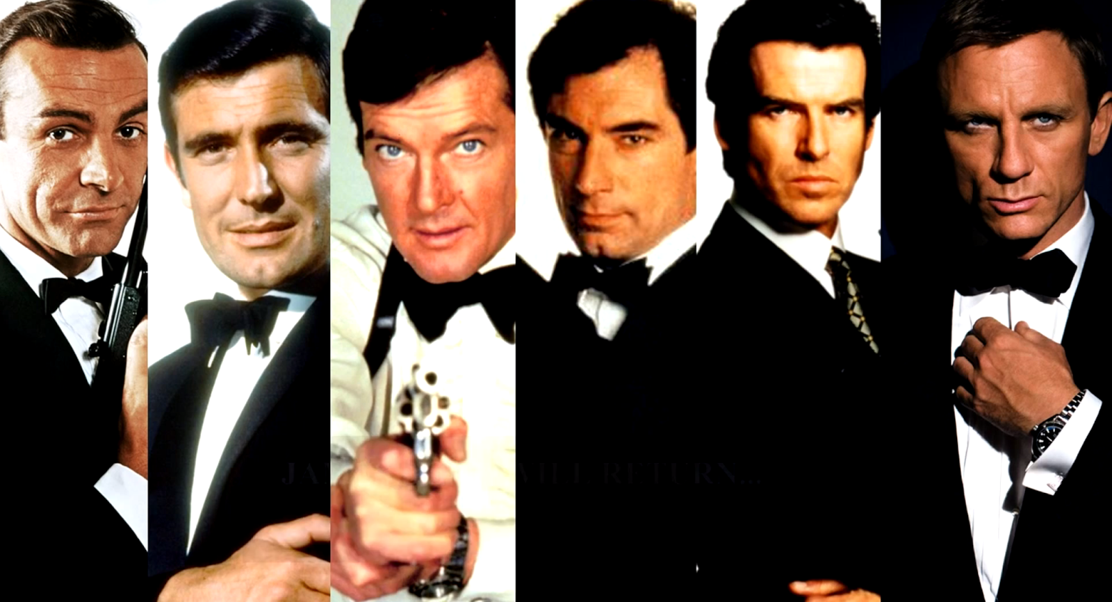 why arent you studying the james bond movies