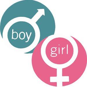 Sejarah Simbol dan Warna untuk Lelaki dan Perempuan