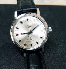 LONGINES ULTRONIC LIKE NEW CONDITION