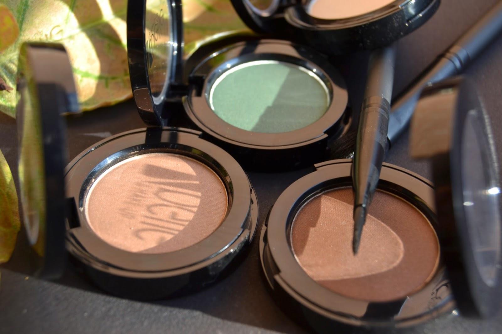 Colección sombras de ojos belle&Make-up