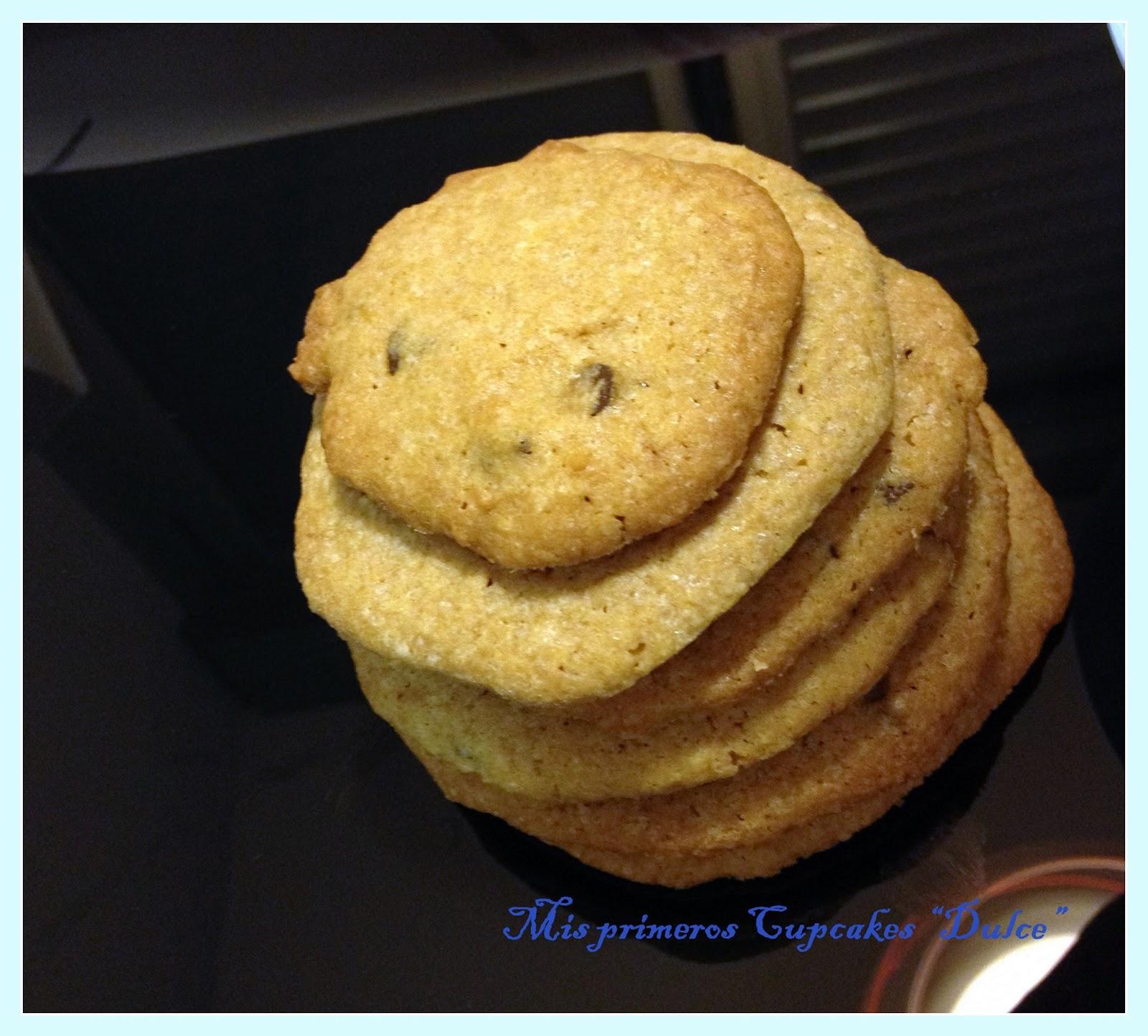 Cookies de choc...