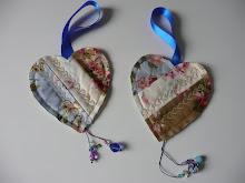 Twee bijzondere hartjes.