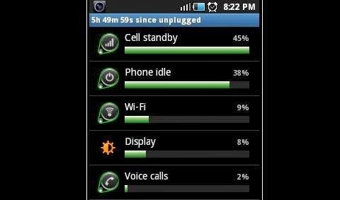 نصائح ذهبية لتوفير طاقة بطارية هات الأندرويد الخاص بك