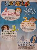 Bezpiecznie przez Internet