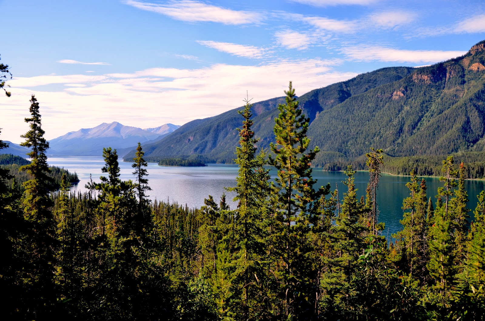 Muncho Lake, British Columbia
