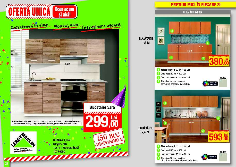 catalog oferte si promotii catalog leroy merlin bucuresti septembrie 2013. Black Bedroom Furniture Sets. Home Design Ideas