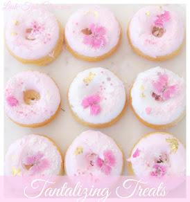 Irresistibly Beautiful Decorated Donuts Are Perfect For Your Dessert Table!