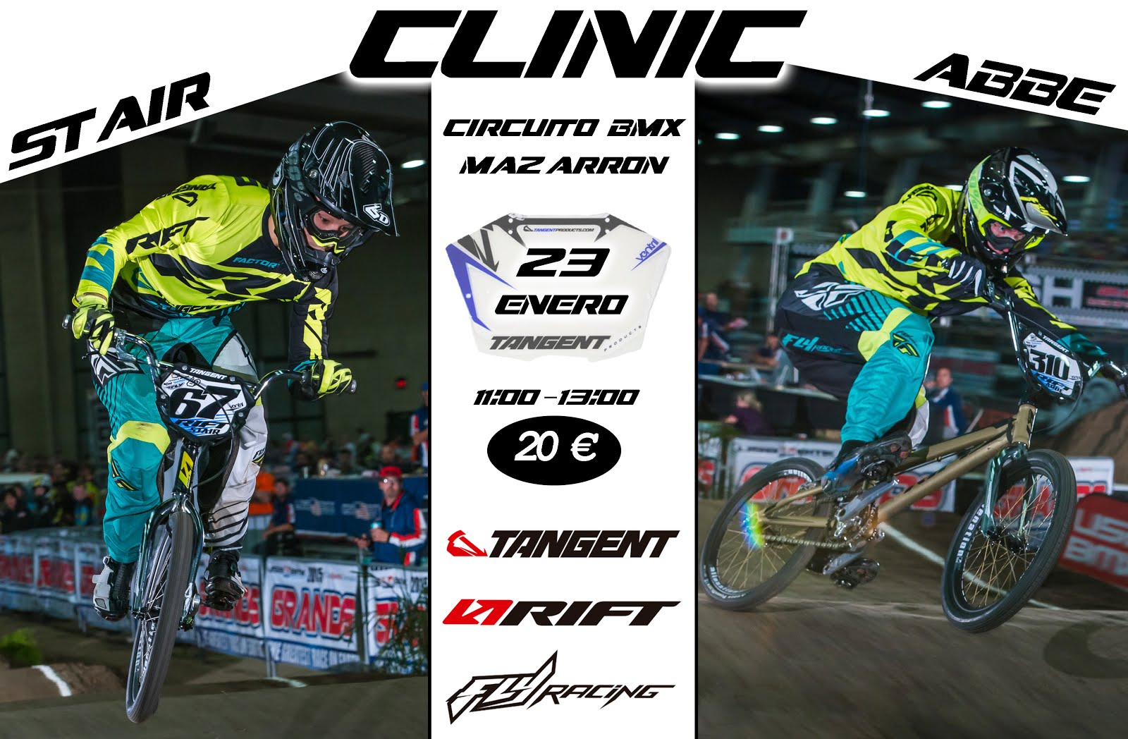 Clinic Riley Stair & Jacob Abbe