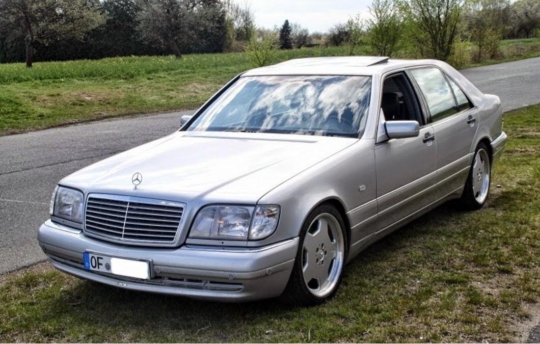 Mercedes Benz S70 Amg W140 Benztuning