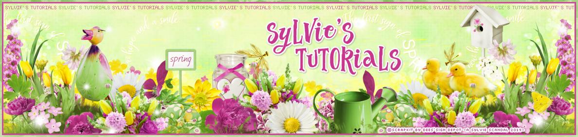 sylvie's tutorials