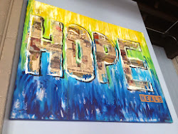 HOPE HEALS is currently on display at ...