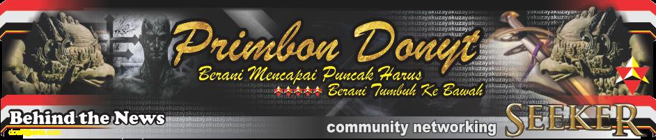 Primbon donit