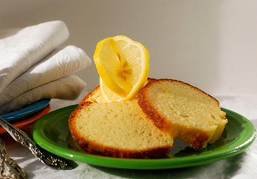 Maida Heatter Nd Street Lemon Cake