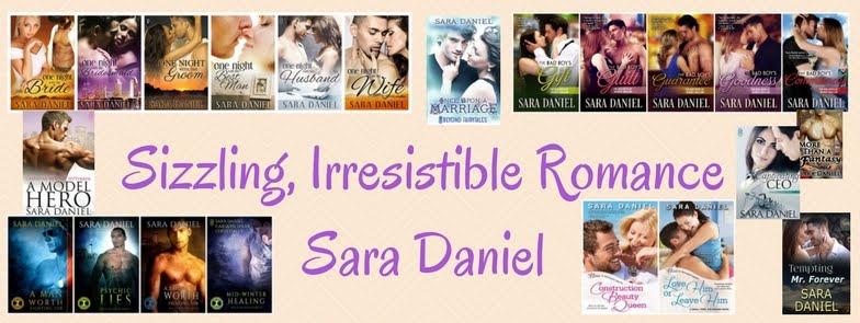 Sara Daniel Romance Author