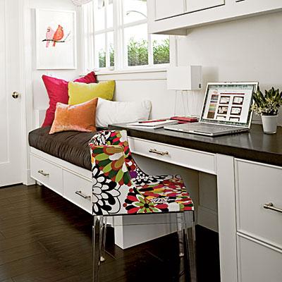 Coastal Style Office | House Design