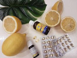 DIY- Domowe serum z witaminą C