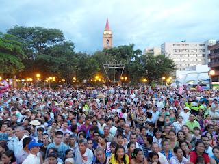 Festival del San Pedro en Neiva Huila Colombia