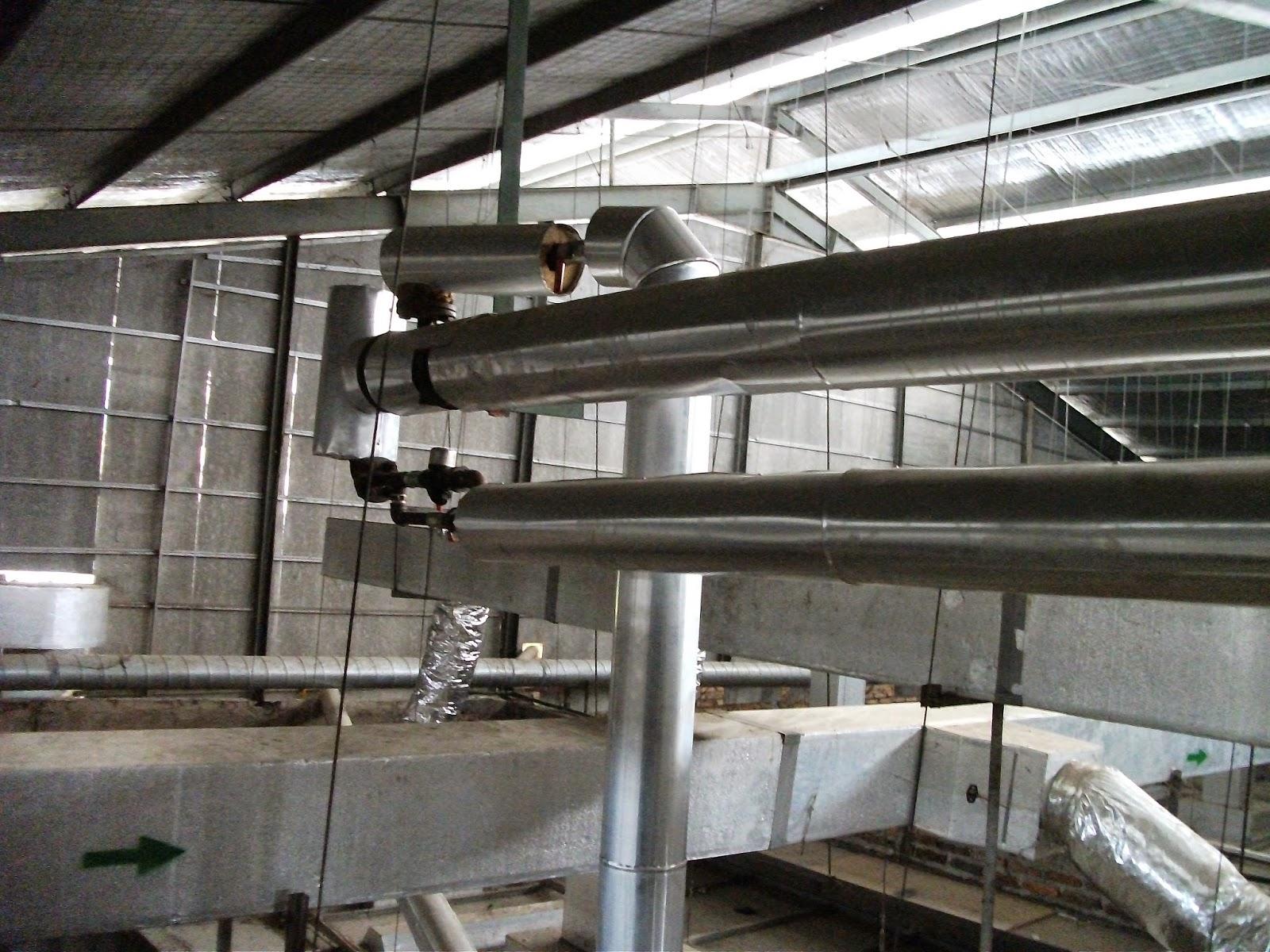 piping boiler