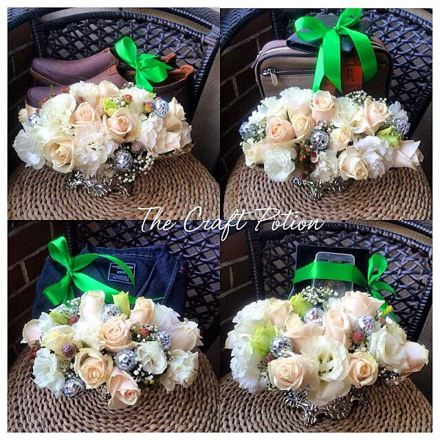 The Craft Potion Hantaran Fresh Flowers Recent Artworks 2015