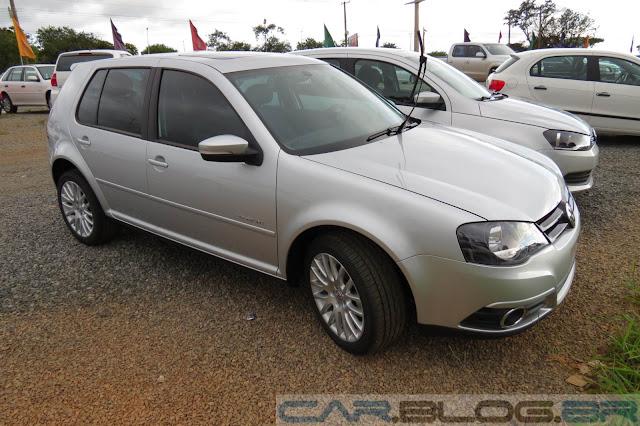 VW Golf Sportline 2013