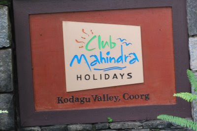 Club mahindra Coorg