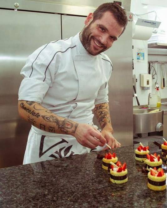Συνταγές από τον Pastry chef Διονύση Αλερτα.
