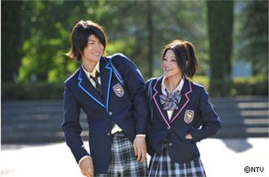 J-Drama Samurai High School