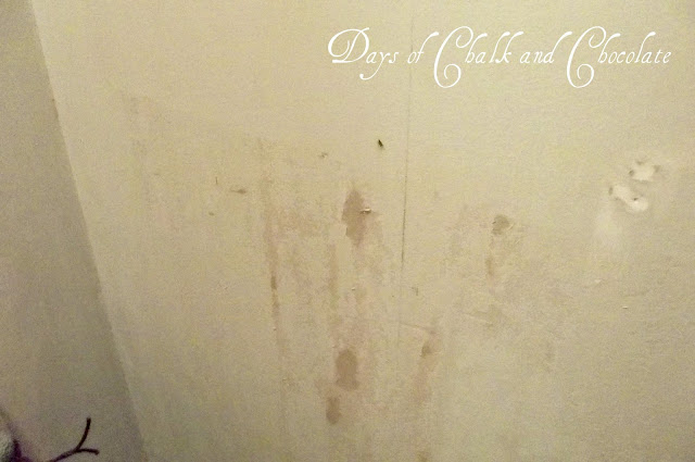 removing wallpaper washing up liquid
