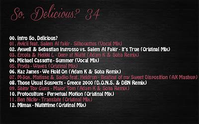 2012.10.16 - SO, DELICIOUS? BY ANTOINE LUCAS #34 So,+Delicious+34