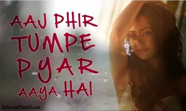 Aaj Phir Video Song By Hate Story 2 Movie Jay Bhanushali & Surveen Chawla