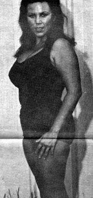 Female Wrestling - Sandy Partlow