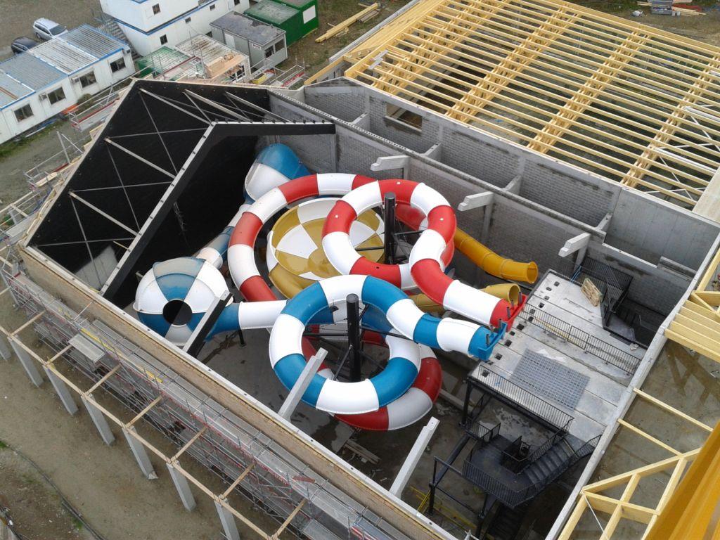 Oro nieuws knokke heist zwembad pas in augustus in gebruik - Fotos van het zwembad ...