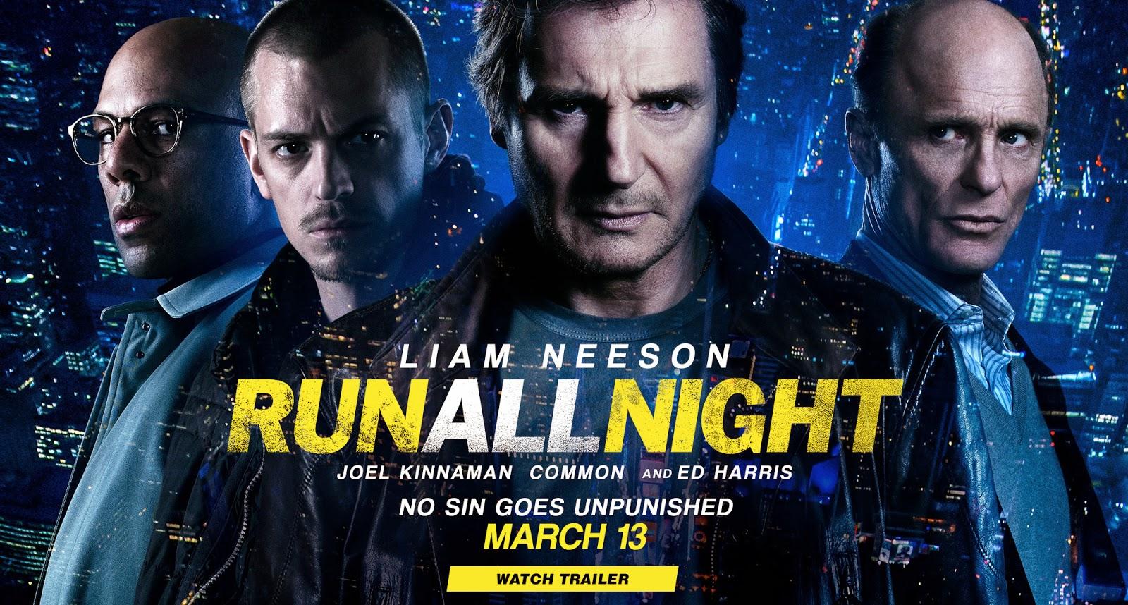 Movie Review Run All night