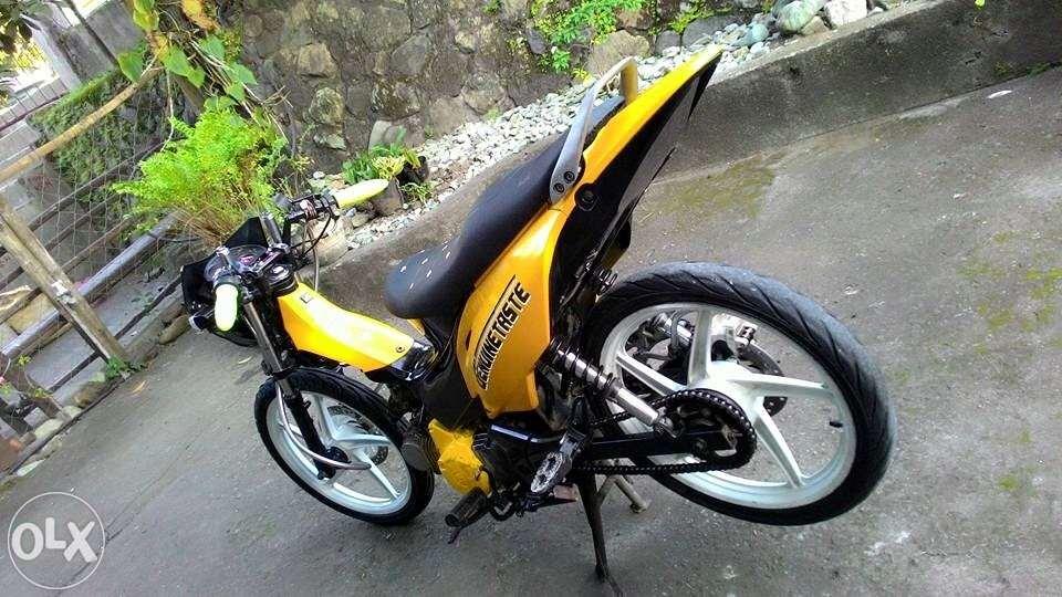 Motorbike Dragracing