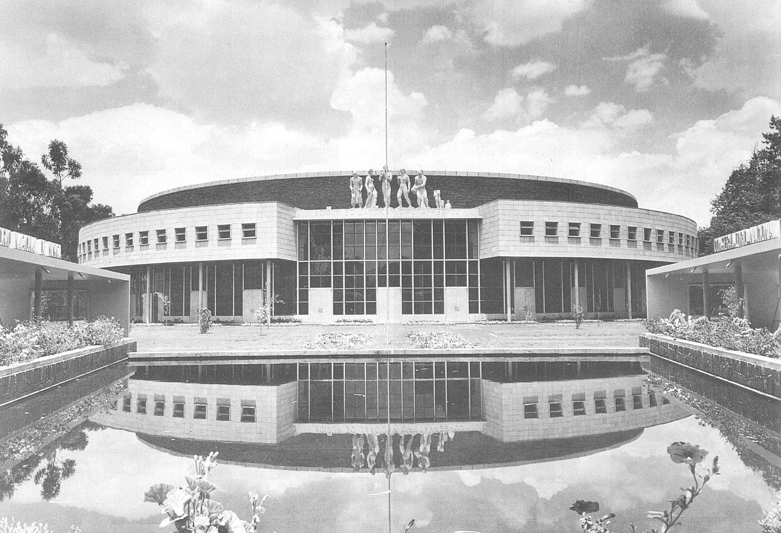 Polanco el edificio del conservatorio for Conservatorio de musica