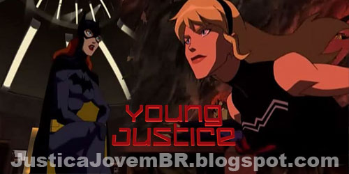 Wonder Girl y Batgirl en Young Justice: Invasion