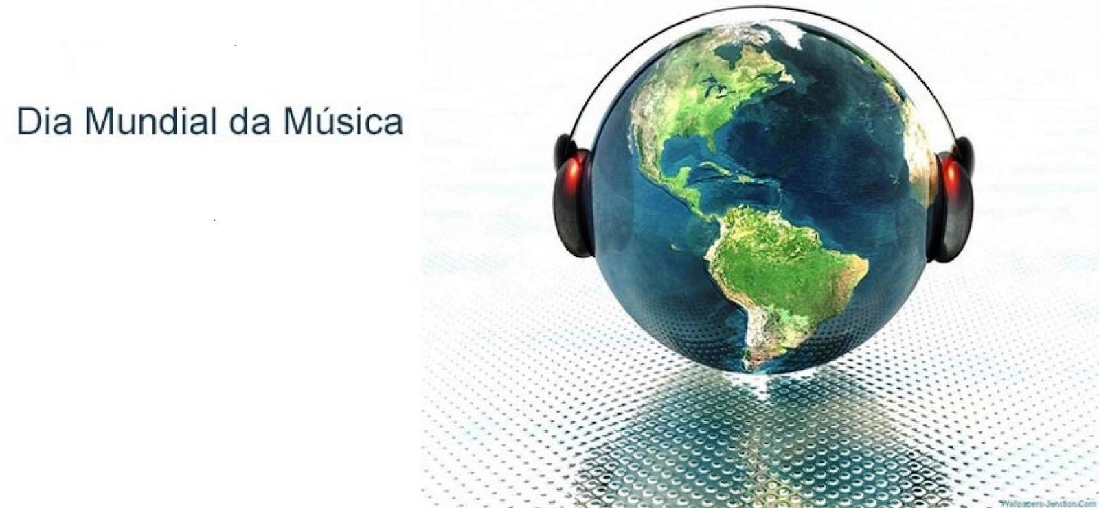 Resultado de imagem para dia mundial da musica