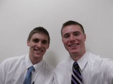 Elder Smith & Elder Foster