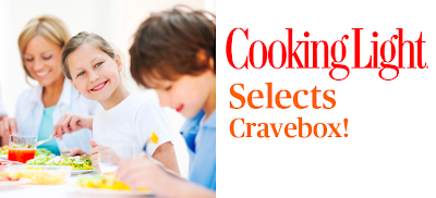 Drawing Open for Cooking Light Cravebox!
