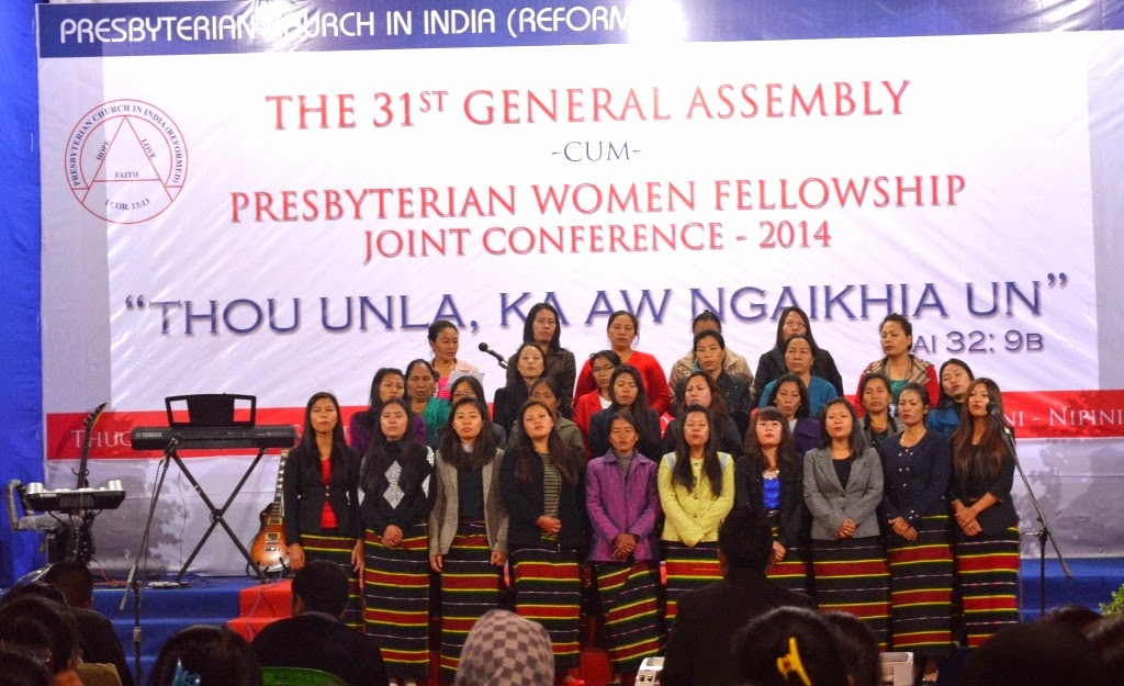 PCI(R) 31st General Assembly 2014