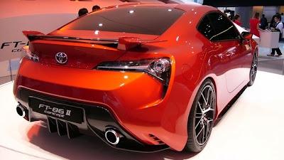 Toyota FT86 II