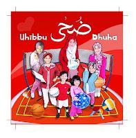 CD Dhuha Uhibbu Dhuha