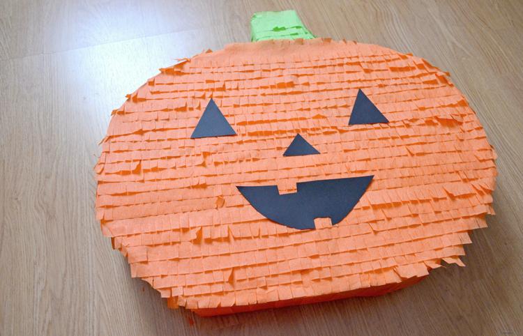Cute little pumpkin Pinata